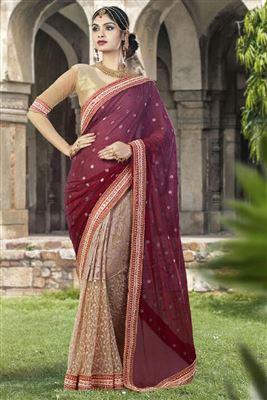 image of Malaika Arora Black Color Georgette Salwar Kameez with Embroidery
