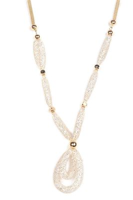 image of Celestial 18K Gold Plating Necklace Set