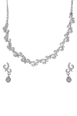 image of Celestial Antique Polish Necklace Set