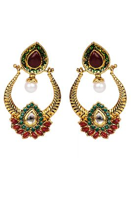 image of Traditional Fancy Designer Earrings