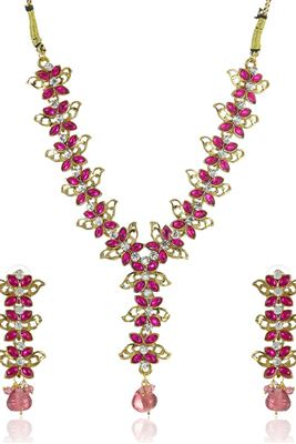 image of Traditional Designer Necklace Set