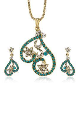 image of Traditional Designer Necklace Set