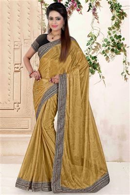 image of Pleasant Chiffon Party Wear Printed Saree