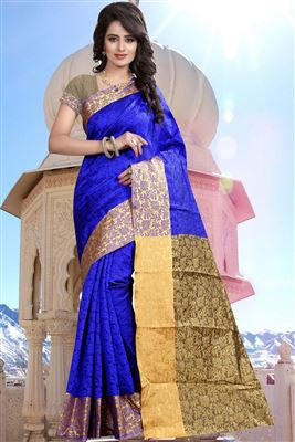 image of Commendable Pink Georgette Saree-12807