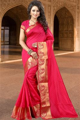 image of Grey Embroidered Designer Net Saree