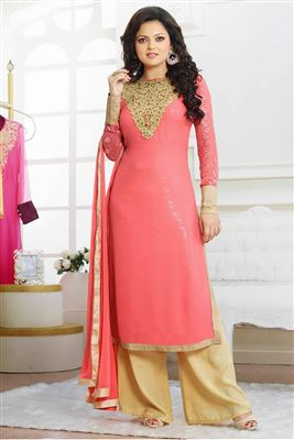 image of Designer Party Wear Anarkali Salwar Suit