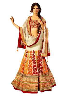 image of Wedding Wear Designer Lehenga Choli
