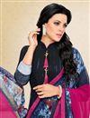 photo of Designer Gorgeous Black Color Cotton Salwar Kameez