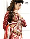 photo of Wedding Wear Embroidered Net Lehenga Saree-3125