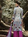 photo of Magnetic Cotton Party Wear Palazzo Suit