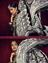 photo of Designer Georgette Salwar Kameez In Black Color