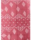 photograph of Thread Embroidered Fancy Fabric Designer Dupatta In Maroon