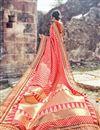 photo of Designer Embellished Wedding Function Wear Banarasi Silk Saree