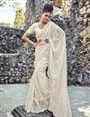 image of Designer Function Wear Heavy Work Fancy Saree In Net