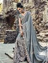 photo of Wedding Function Wear Net Fancy Designer Saree