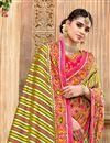 photo of Multi Color Patola Silk Fabric Occasion Wear Saree