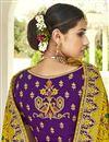 photo of Fancy Silk Fabric Sangeet Wear Lehenga