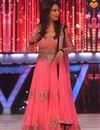 image of Madhuri Dixit Pink Net Bollywood Salwar Suit-1332