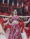 image of Pink Color Bollywood Replica Silk Fabric Lehenga Choli by Deepika Padukone