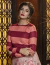 photo of Pink Color Festive Wear Rayon Fabric Elegant Lehenga