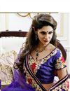 photo of Designer Embroiderd Wedding Bridal Saree