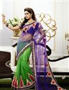 image of Designer Embroiderd Wedding Bridal Saree
