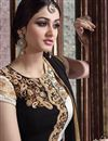 photo of Black Georgette Designer Salwar Kameez-2557