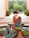 photo of Attractive Mehendi Green Designer Palazzo Suit