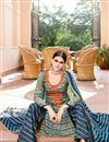 photo of Beautiful Cotton And Satin Palazzo Salwar Kameez