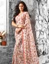 picture of Opulent Casual Wear Fancy Print Set of 2 Georgette Sarees
