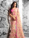 photo of Trendy Combo of 2 Georgette Fabric Floral Print Sarees