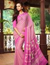 picture of Vibrant Set of 2 Casual Print Chiffon Sarees