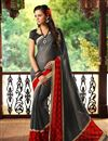 photo of Prismatic Casual Wear Combo of 2 Chiffon Sarees