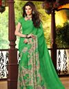picture of Attractive Set of 2 Casual Print Chiffon Sarees