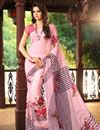 picture of Fascinating Combo of 2 Casual Wear Printed Chiffon Sarees
