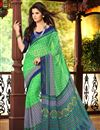 photo of Appealing Casual Wear Combo of 2 Chiffon Sarees