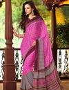 picture of Appealing Casual Wear Combo of 2 Chiffon Sarees