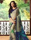 photo of Enticing Fancy Print Combo of 2 Chiffon Sarees