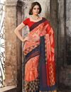 photo of Riveting Chiffon Designer Sarees Combo