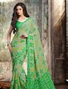 picture of Captivating Chiffon Combo of 2 Sarees