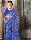 photo of Enthralling Chiffon Combo of 2 Designer Sarees