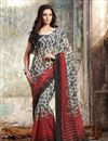 photo of Fascinating Chiffon Combo of 2 Designer Sarees