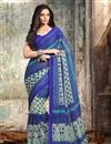 photo of Seductive Chiffon Fabric Party Wear Sarees Combo
