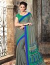 picture of Fancy Chiffon Combo of 2 Party Wear Sarees