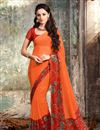 photo of Dazzling Combo of 2 Designer Sarees