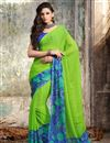 picture of Dazzling Combo of 2 Designer Sarees
