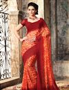 picture of Chiffon Fabric Combo of 2 Party Wear Sarees