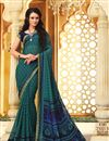 photo of Adorable Casual Wear Chiffon Combo of 2 Sarees