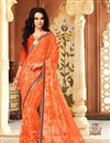 picture of Charming Set of 2 Sarees in Chiffon Fabric