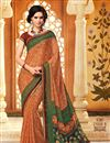 picture of Appealing Casual Wear Chiffon Combo of 2 Sarees